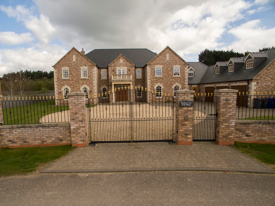 No 8 The Fairways Torksey for sale by Lawrence James Estate Agents